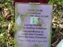 Linda <i>Oertly</i> Eckstone