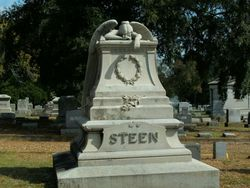 Jeremiah Palmer J P Steen