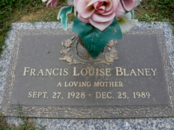 Francis Louise Blaney