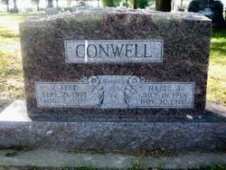 Hazel Jeanette <i>Luton</i> Conwell