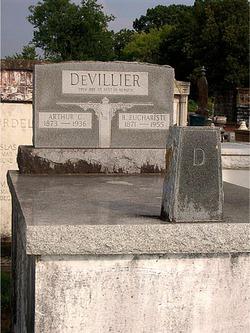 Blanche Euchariste <i>Nezat</i> Devillier
