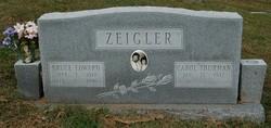 Bruce Edward Zeigler