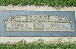 Clarence E Brooks
