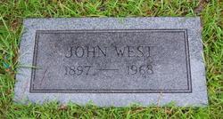 John C West
