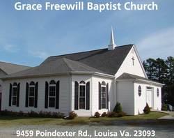 Grace Freewill Baptist Church Cemetery
