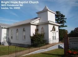 Bright Hope Baptist Church Cemetery