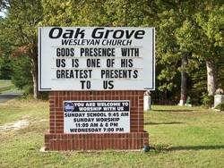 Oak Grove Wesleyan Church Cemetery