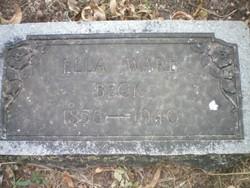 Ella <i>Ware</i> Beck