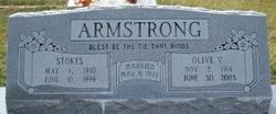 Olive <i>Dozier</i> Armstrong