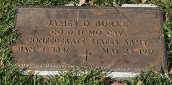 Rev James Dowen Burke