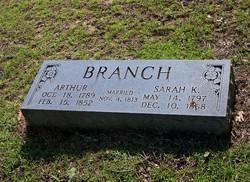 Arthur Branch
