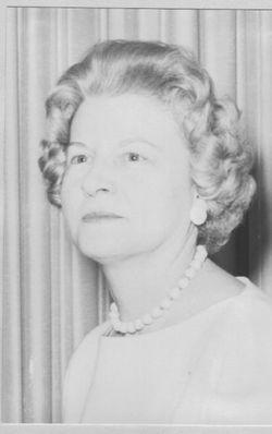 Doris Geneva <i>Balding</i> Williams