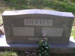 Hazel P Oertly