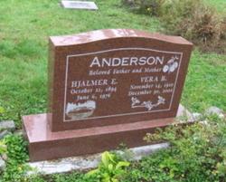 Hjalmer E. Anderson