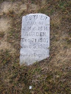 Esther Burden