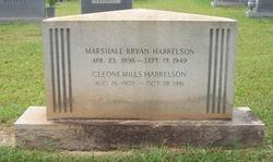 Marshall Bryan Harrelson, Sr