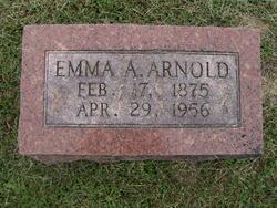 Emma A. <i>Fields</i> Arnold
