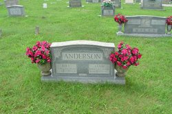 Scinthia Jane Janie <i>Prewitt</i> Anderson
