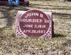 John B. Boursier, Sr