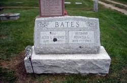 Alice G. <i>Bonney</i> Bates