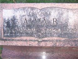 Alma B. Crowe