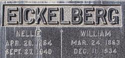 Mary Ellen Nellie <i>Auflick</i> Eickelberg