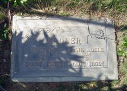 Josie Adele <i>Holland</i> Sadler