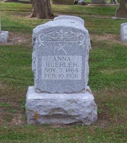 Anna B. Buehler