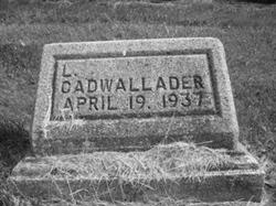 Lewis Cadwallader