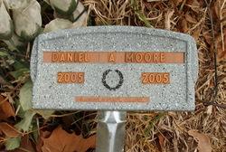 Daniel A, Moore