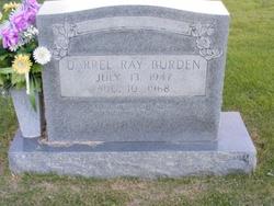 Darrel Ray Burden