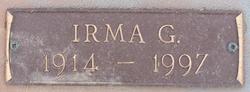 Irma G <i>Hodshire</i> Bernaix