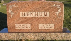 Alma <i>Alcock</i> Hennum