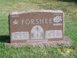 Ruby May <i>Howell</i> Forshee