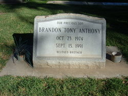 Brandon Tony Anthony