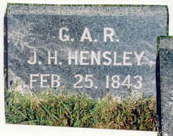 James Henderson Hensley