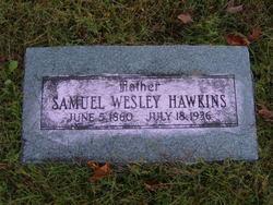 Samuel Wesley Hawkins