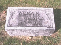 Wilma N Alston