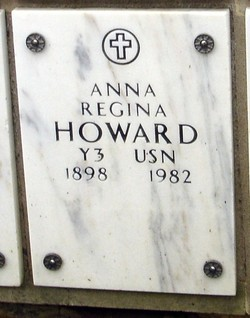 Anna Regina Howard