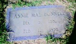 Annie Mae <i>Boulware</i> Bonnell