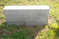 Mary Elizabeth <i>Beach</i> Smith