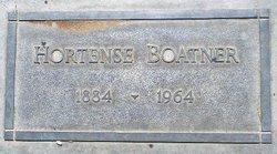 Hortense Boatner