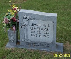 Jimmie Nell Armstrong