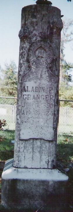Aladin P. Granger