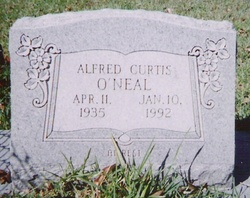 Alfred Curtis O'Neal