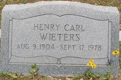 Henry Carl Wieters