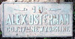 Alex Osterman