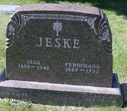Ida Amanda Olga Olga <i>Guse</i> Jeske