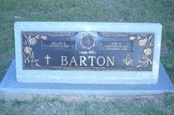 Joe A. Barton
