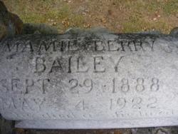 Mamie <i>Berry</i> Bailey